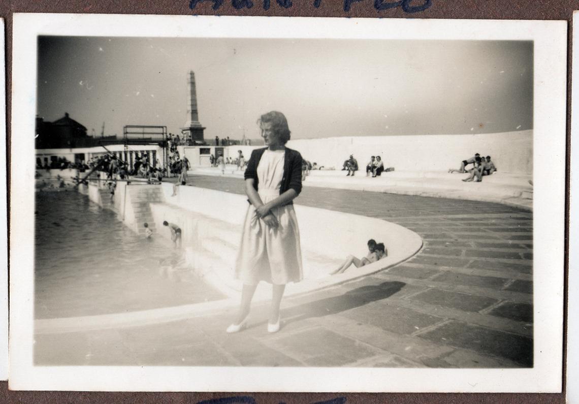 Dorothy Lockett, 1949/1950