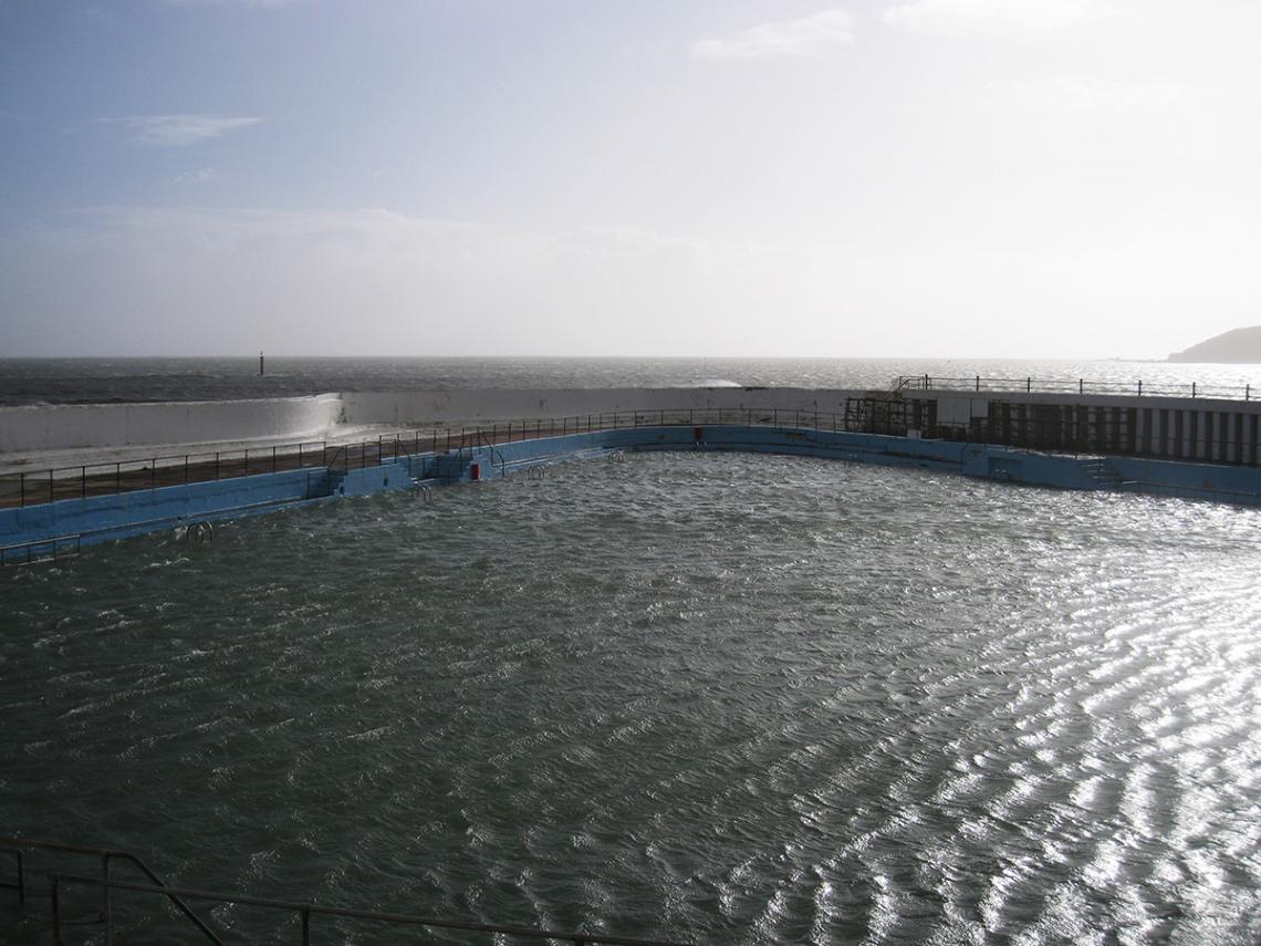 Sea rising