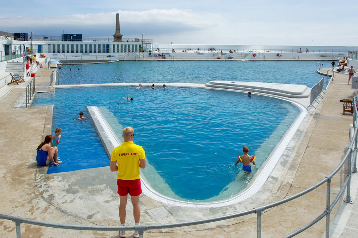 Geothermal Jubilee Pool