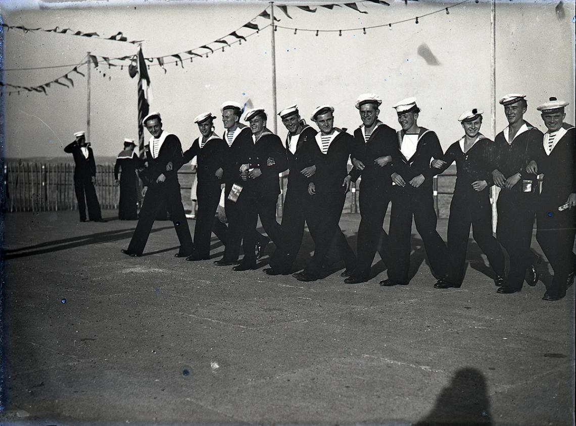 Sailors of Western Union Fleet