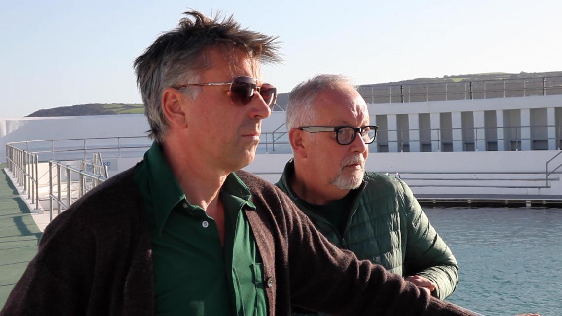 Jessie Leroy-Smith and Richard Ballinger talk