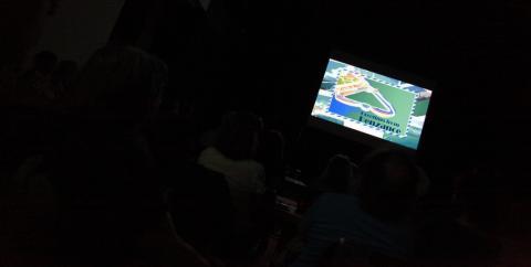 Screening at The Acorn