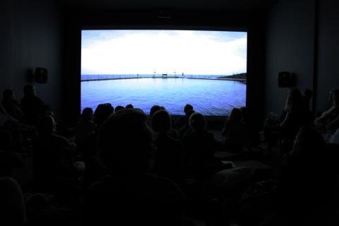 Screening at CAST