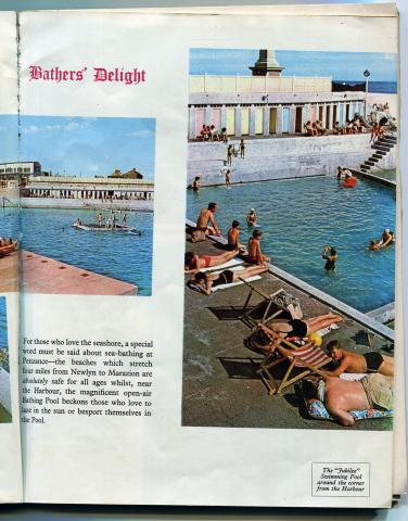 Bathers' Delight booklet page 2
