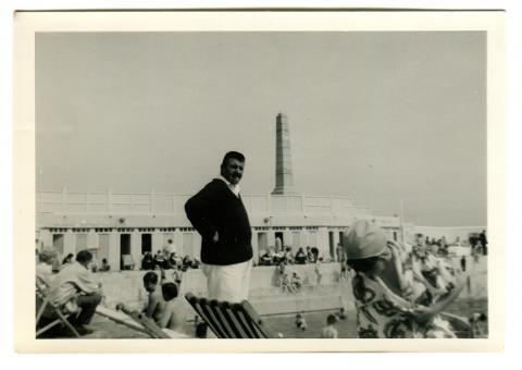 Pool Manager John Stirling