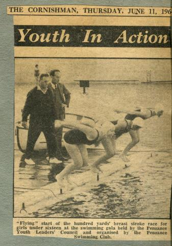The Cornishman - Youth in Action