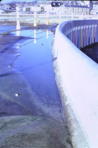 Jubilee Pool cubicles and flooding
