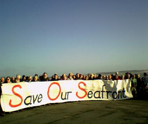 Save our Seafront