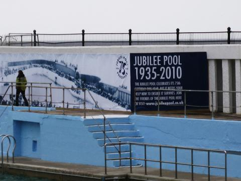 Celebrating 75 years of Jubilee Pool