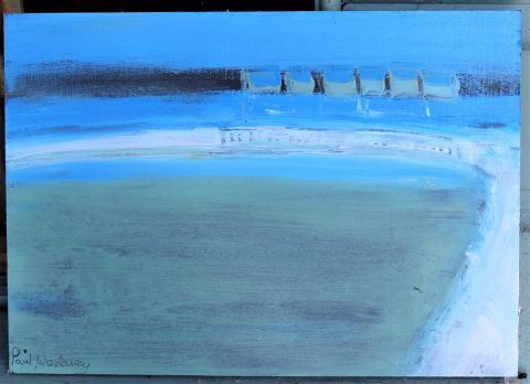 Jubilee Pool Painting