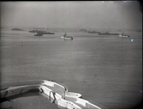 Western Union Fleet in Mount's Bay