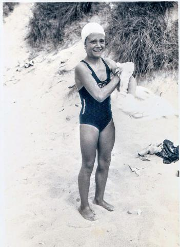 Susan Glasspool at Hayle