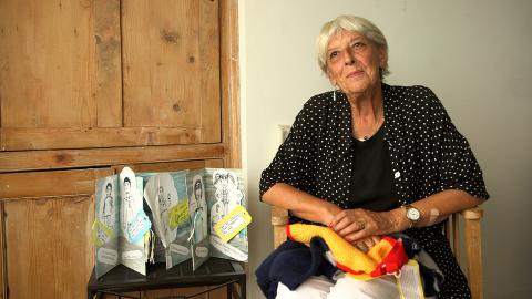 Angie Butler talks